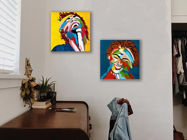 סט ציורים