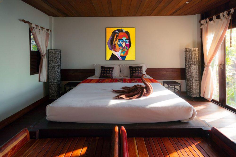 ציורים לחדר שינה