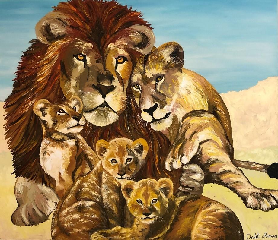 משפחת האריות
