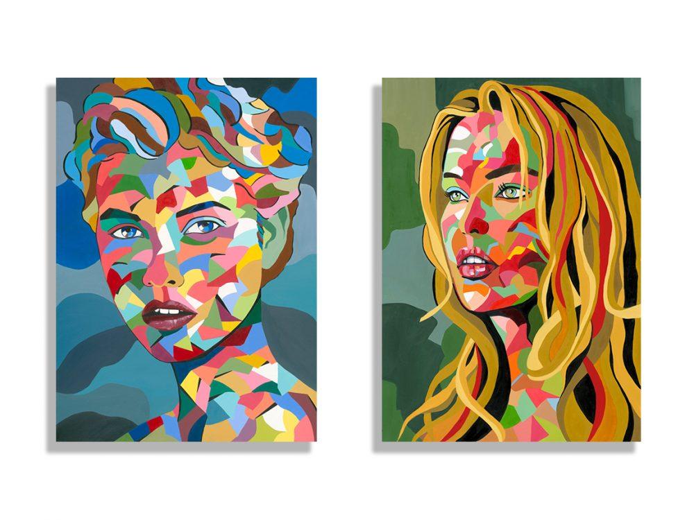 ציורי נשים