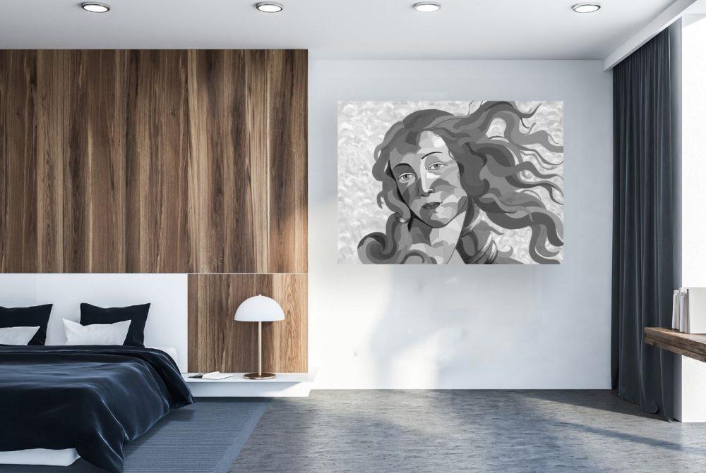 ציורים לחדר שינה - ונוס