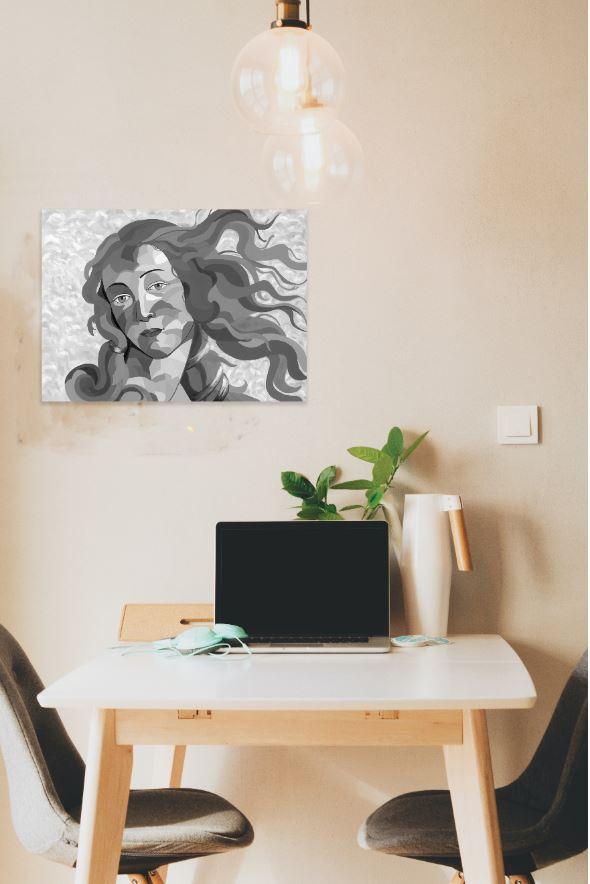 ציורים למשרד - ונוס