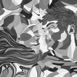 Love Story (Black & white)