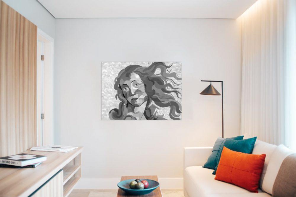 ציורים לבית - ונוס