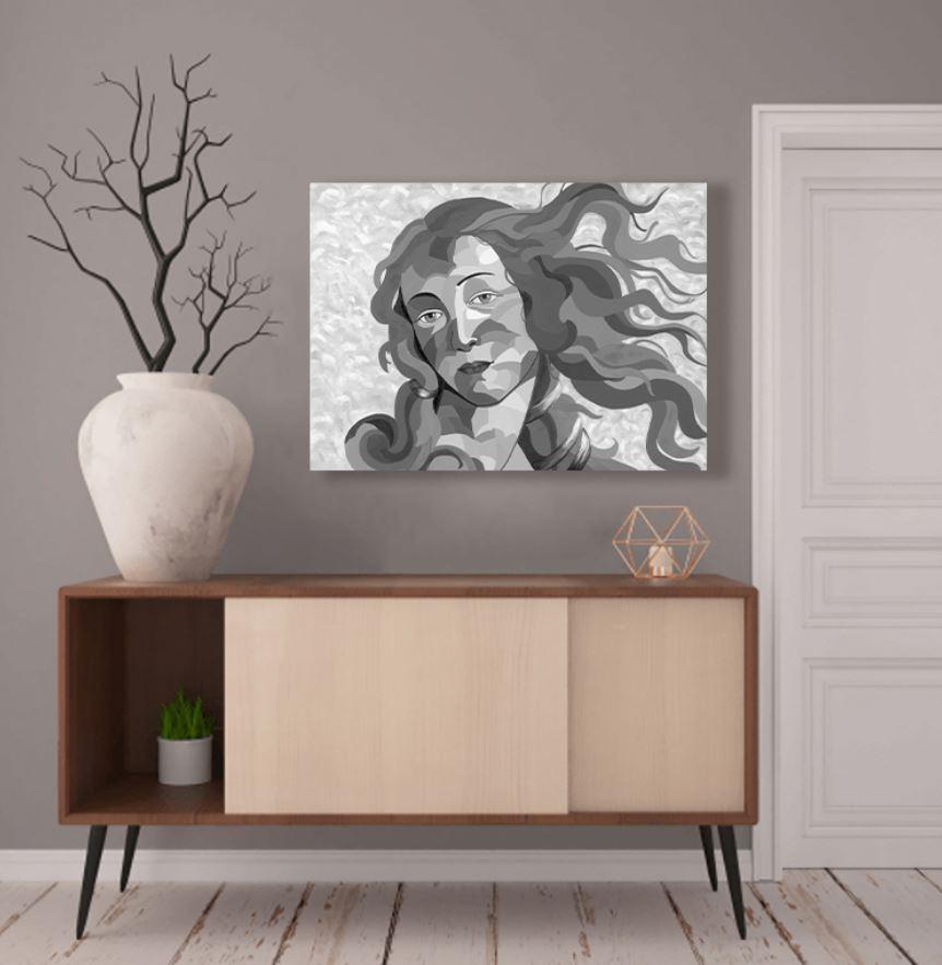 ציורים למכירה - ונוס